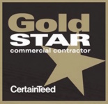 certainteed gold star commercial contractor